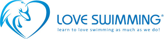 Love Swimming Logo